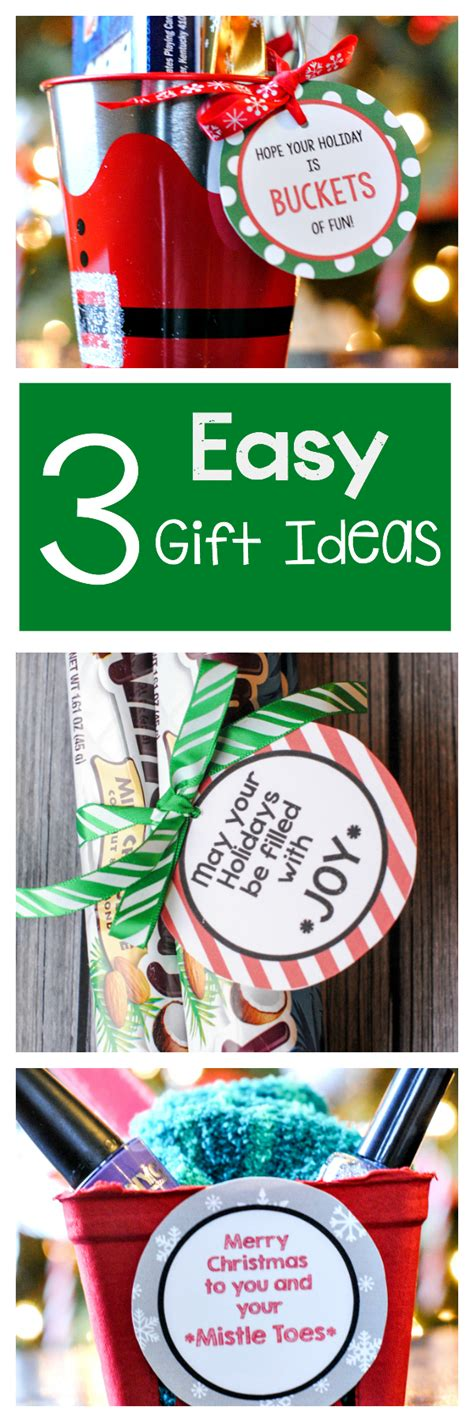 ideas for easy 3 easy gifts ideas for friends