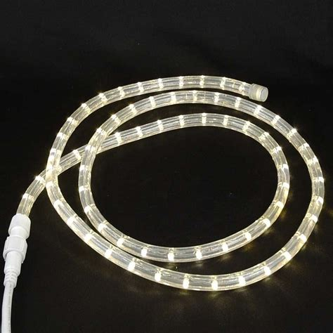 white rope lights custom warm white led rope light kit novelty lights