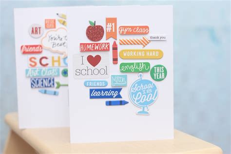 thank you card ideas for to make end of the year thank you cards me my big ideas