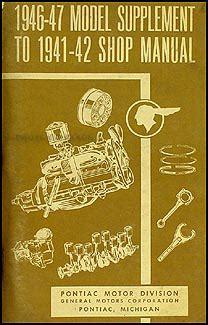 1972 pontiac repair shop manual original all models for 1972 pontiac grand prix wiring diagrams 1946 1948 pontiac repair shop manual supplement original all models