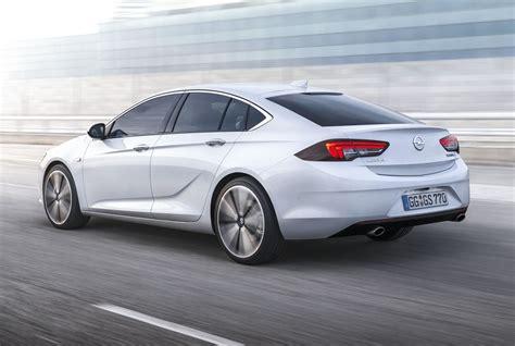 Opel Insignia by Opel Insignia Grand Sport 2017 Erste Bilder Und Daten