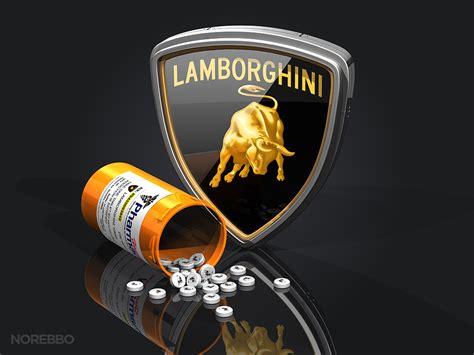 Lamborghini Logo Illustrations ? Norebbo
