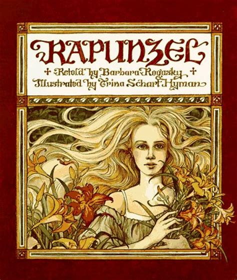 rapunzel picture book rapunzel by barbara rogasky reviews discussion