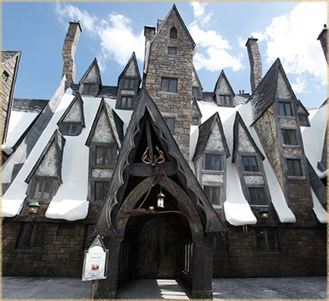 tree at the three broomsticks attractions universal studios japan 174