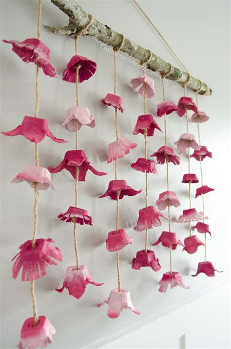 wall hanging craft ideas for craftaholics anonymous 174 boho flower wall hanging made