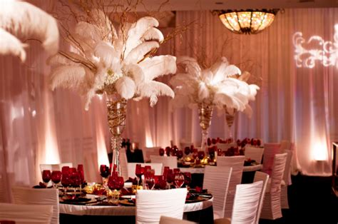 feather table centerpieces ostrich feather centerpieces a do it yourself tutorial