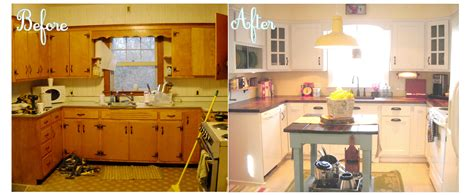 kitchen remodel ideas before and after stunning free kitchen before and after 15233