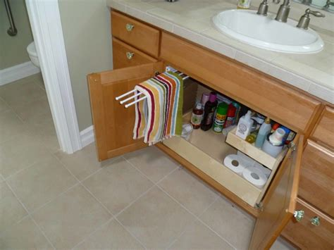 kitchen towel rack sink pull out towel rack traditional kitchen columbus