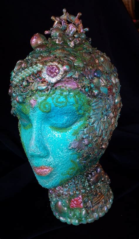 bead like lump in breast 17 best images about mosaic heads on design