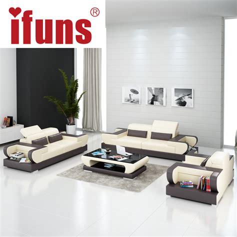 leather sectional living room furniture ifuns modern design genuine leather sectional sofa sofa