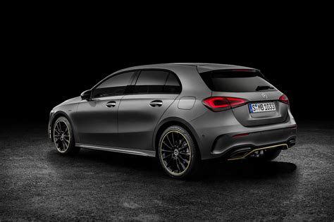 Mercedes A Class by Mercedes A Class Hatch Debuts With Upmarket Features