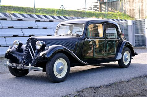 Citroen Traction by 1953 Citroen Traction Avant 11 Bl Classic Driver Market