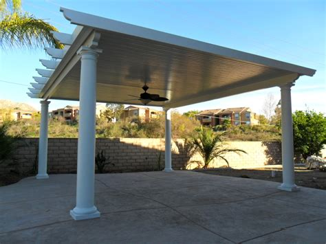 free standing solid alumawood patio cover riverside ca diy ideas patios and free
