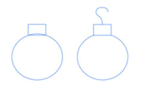 how to draw a ornament how to draw