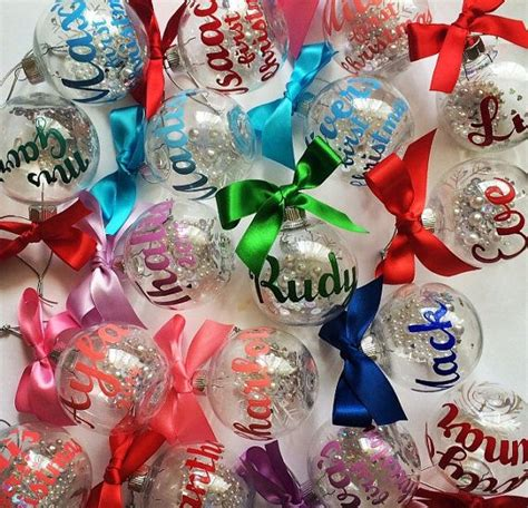 names on baubles the 25 best ideas about baubles on