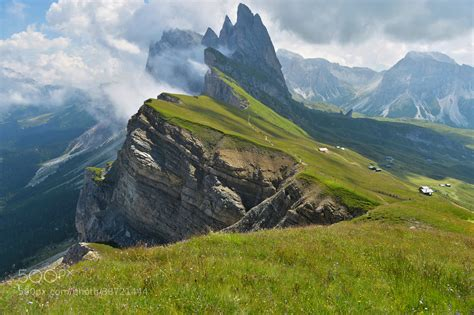 photograph dolomites by angelo ferraris on 500px