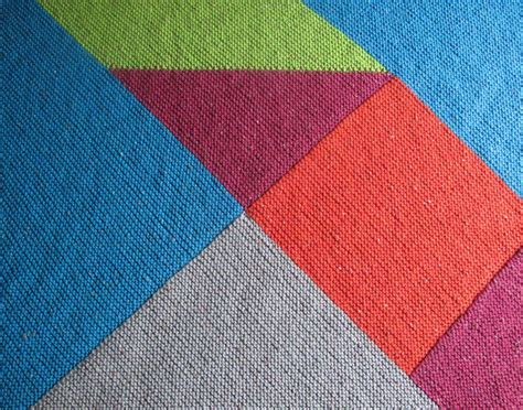 errata knitting patterns cantos design tangram blanket pattern