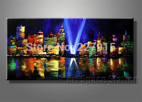 paint nite nyc coupon modern wall the towers new york city