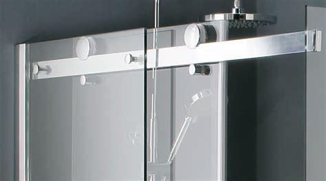 sliding shower door roller walk in showers the alternative bathroom