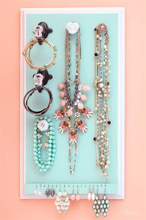 how to make a jewelry organizer diy jewelry organizer fynes designs fynes designs