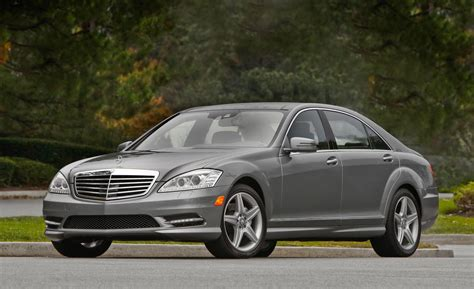 2010 S550 Mercedes by Car And Driver