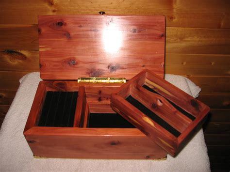 cedar woodworking projects cedar jewelry box by chevyman137 lumberjocks