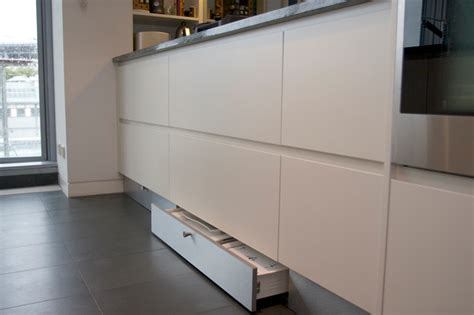 Design Line Kitchens walsh bay shadowline modern kitchen sydney by the