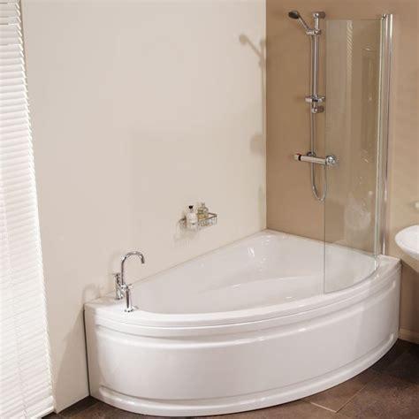 right shower bath vienna 1500 x 1050 offset right shower bath