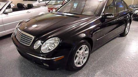 2003 Mercedes E320 by 2003 Mercedes E320 4dr Sedan 3 2l 2143 Sold