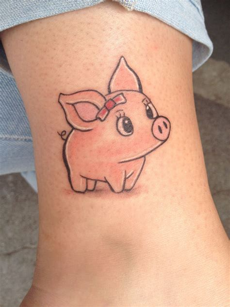 25 best ideas about pig tattoos on pinterest vegan