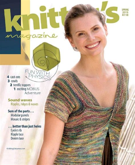 knitting magazines 26 best images about knitting mags knitter s magazine on