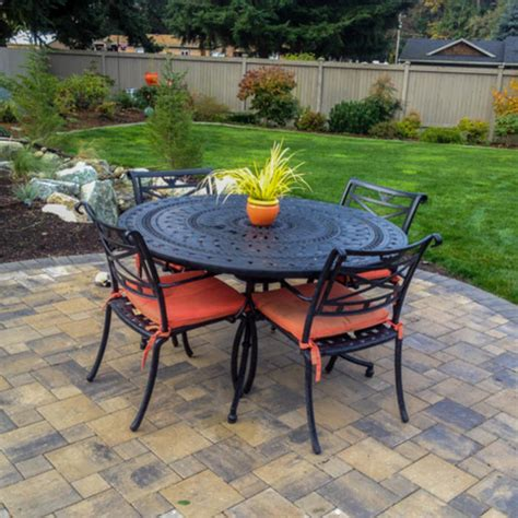 cost of patio pavers cost to install patio pavers paver patio cost find here