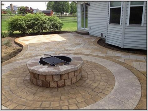 concrete patio vs pavers concrete patio vs pavers concrete vs pavers which one to
