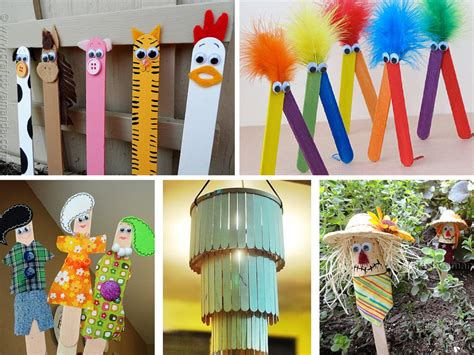 craft stick project ideas 9 easy and inexpensive diy popsicle stick crafts