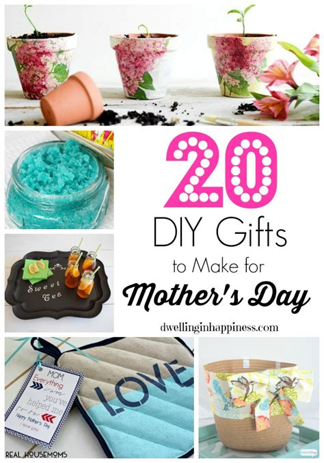 gifts to make 20 diy gifts to make for s day dwelling in happiness