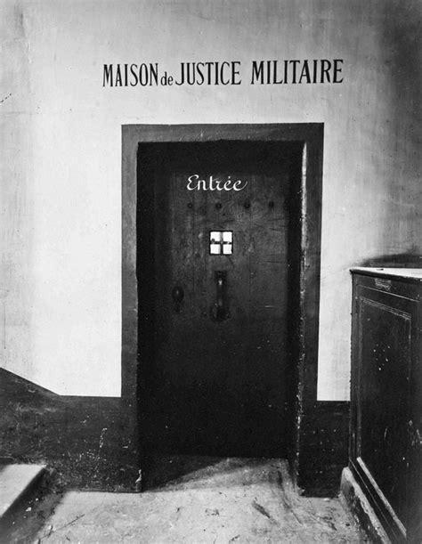 la maison de justice militaire de l h 244 tel des conseils de guerre rue du cherche midi histoire