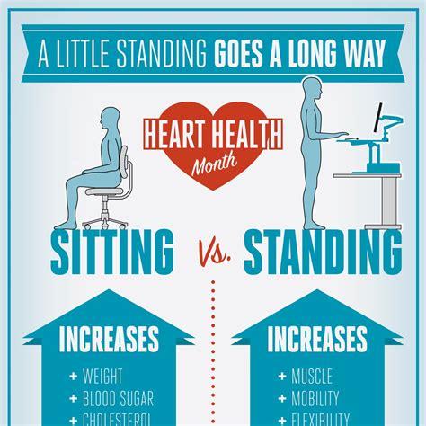 standing desk benefits benefit of standing desk hostgarcia