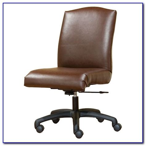 armless swivel desk chair wooden armless swivel desk chair desk home design