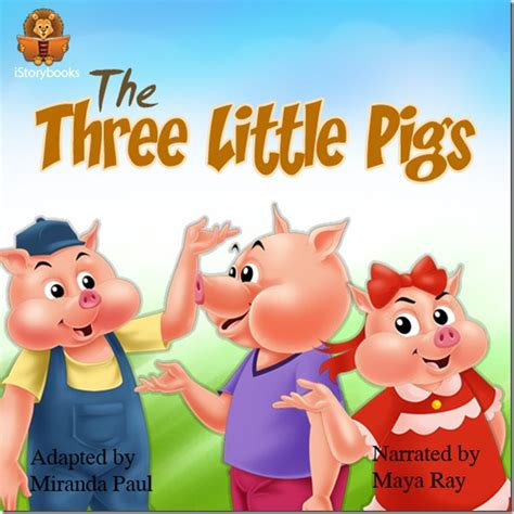 three pigs story book with pictures miranda paul children s author is the story of the three