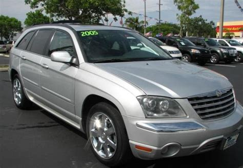 2005 Chrysler Pacifica Limited by 2005 Chrysler Pacifica Information And Photos Zombiedrive