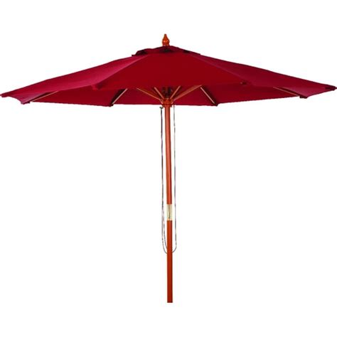 market patio umbrella 9 market patio umbrella burgundy canopy