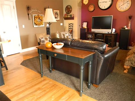 decorate sofa table sofa table and dining organize and decorate everything
