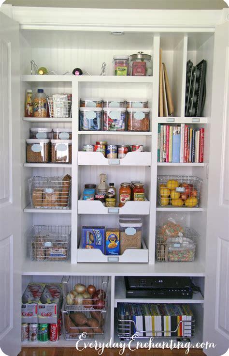 kitchen closet ideas 20 small pantry organization ideas and