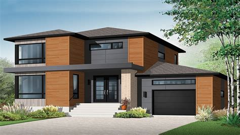 modern 2 story house plans 2 story house modern 2 story contemporary house plans