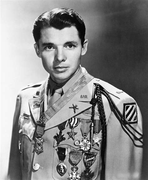 Audie L Murphy by Audie Murphy Archives This Day In Aviation