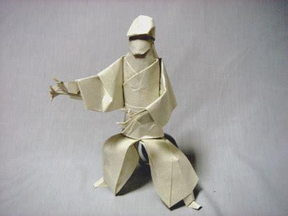 origami martial arts 格闘家