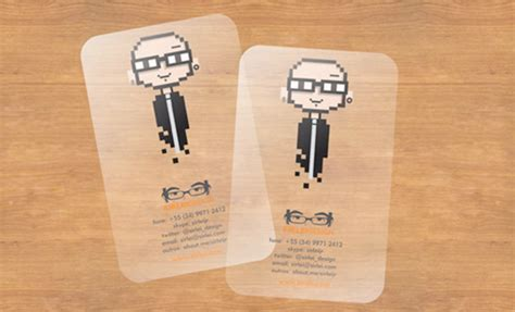 how to make plastic cards ways to make your business cards stand out designfestival