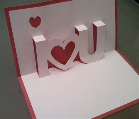 how to make a valentines pop up card becca creative pop up s day card