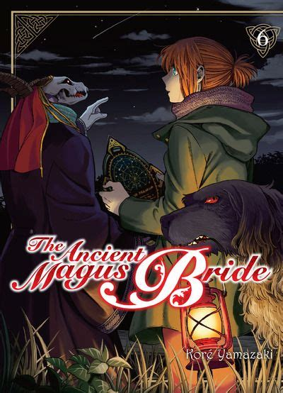 the ancient magus vol 3 vol 6 the ancient magus news