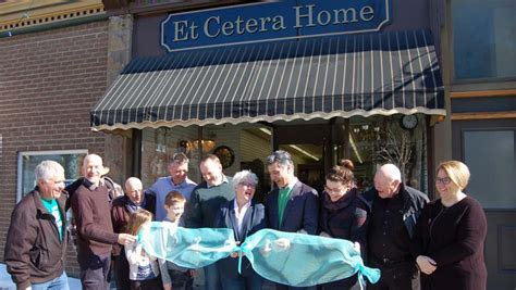 et cetera et cetera home opens in downtown carleton place hometown